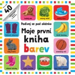 Moje první kniha barev - Podívej se pod obrázek