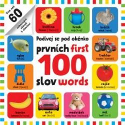 Prvních 100 slov / First 100 words - Podívej se pod obrázek