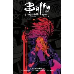Buffy, přemožitelka upírů 1 - Střední je peklo