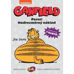 Garfield Pozor! Nadrozměrný náklad (č. 54)