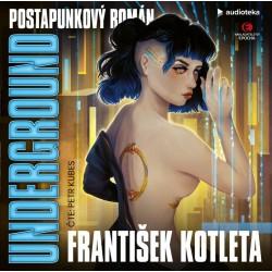 Underground - CDmp3 (Čte Petr Kubeš)