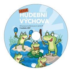 Hravá hudební výchova 2 – CD k pracovní učebnici pro 2. ročník