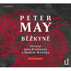 Běžkyně - CDmp3 (Čte Jana Plodková a Martin Myšička)