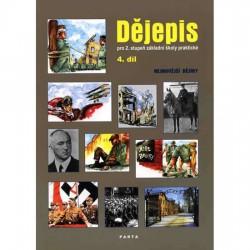 Dějepis, 4. díl, učebnice pro 2. stupeň ZŠ praktické - Nejnovější dějiny