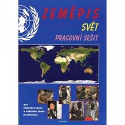Zeměpis – Svět, pracovní sešit pro 2. stupeň ZŠ a ZŠ praktické