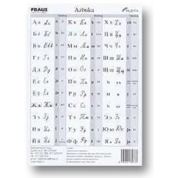 Azbuka (sada 20 kartiček)