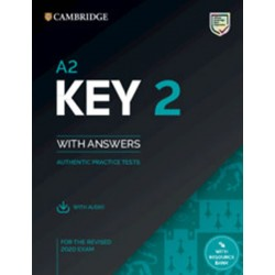 A2 Key 2 Student´s Book with Answers with Audio with Resource Bank