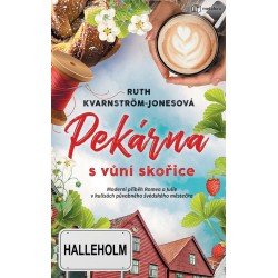 Pekárna s vůní skořice - Moderní příběh Romea a Julie v kulisách půvabného švédského městečka