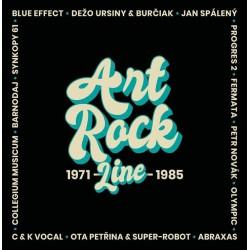 Art Rock Line 1971-1985 - 2 CD