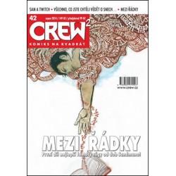 CREW2 42 Mezi řádky