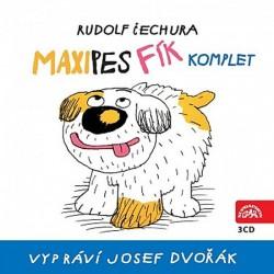 Maxipes Fík - komplet - 3CD