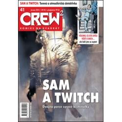 CREW2 41 Sam a Twitch