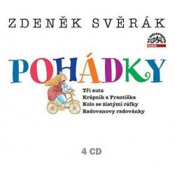 Svěrák Zdeněk - Pohádky 4CD