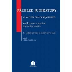 Přehled judikatury ve věcech pracovněprávních