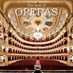 The Best Of Operas CD