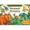 Dinosauři - Vystřihovánky pro začátečníky