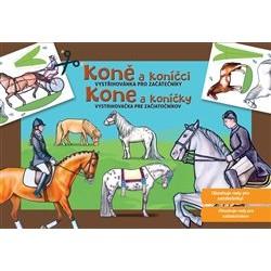 Koně a koníčci - Vystřihovánky pro začátečníky