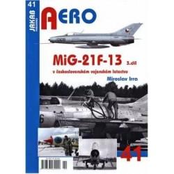 MiG-21F-13 v československém vojenském letectvu - 3. díl