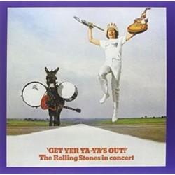 Rolling Stones: Get Yer Ya Ya´s Out! - LP