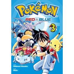 Pokémon - Red a blue 3