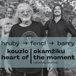 Kouzlo okamžiku / Heart of the Moment - CD