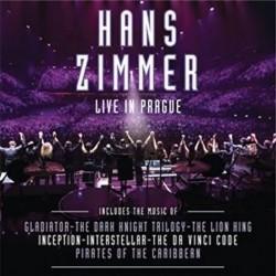 Hans Zimmer: Live In Prague - 4 LP