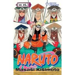 Naruto 49 - Summit pěti stínů