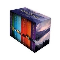 "Harry Potter Box Set: The Complete Collection Children""s"