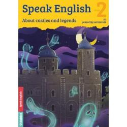 Speak English 2 - About castles and legends A1, pokročilý začátečník
