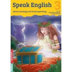 Speak English 3 - About astrology and Greek mythology A1 - A2, pokročilý začátečník / mírně pokročilý