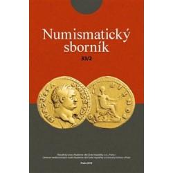 Numismatický sborník 33/2