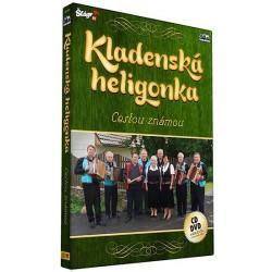 Kladenská Heligonka - Cestou známou - CD+DVD