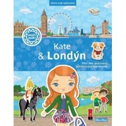 Kate & Londýn - Město plné samolepek