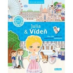 Julia & Vídeň - Město plné samolepek