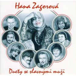 Hana Zagorová: Duety se slavnými muži CD