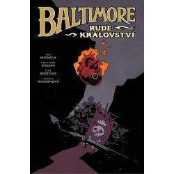 Baltimore 8: Rudé království