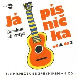 Já písnička od A do Z (4 CD) + zpěvník