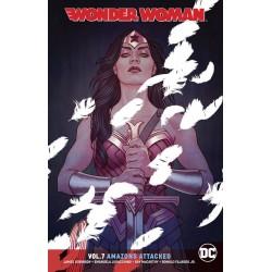 Wonder Woman 7 - Útok na amazonky
