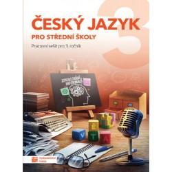 Český jazyk 3 - pracovní sešit pro SŠ