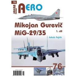 Mikojan Gurevič MiG-29/35 - I. díl