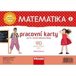 Matematika 2 pracovní karty pro 2. ročník základní školy