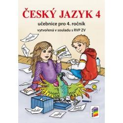 Český jazyk 4 - Učebnice pro 4. ročník