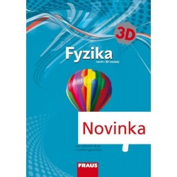 Fyzika 7 pro ZŠ a víceletá gymnázia - učebnice