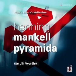 Pyramida - 2 CDmp3 (Čte Jiří Vyorálek)