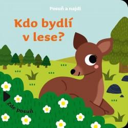Posuň a najdi: Kdo bydlí v lese?