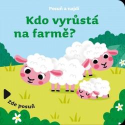Posuň a najdi: Kdo vyrůstá na farmě?