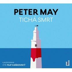 Tichá smrt - CD mp3 (Čte Filip Kaňkovský)