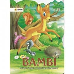 Bambi - První čtení s velkými písmenky
