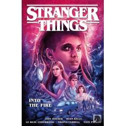 Stranger Things - Křest ohněm