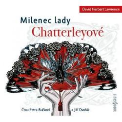 Milenec lady Chatterleyové - CDmp3 (Čtou Petra Bučková a Jiří Dvořák)